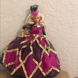 Royal invitation Barbie
